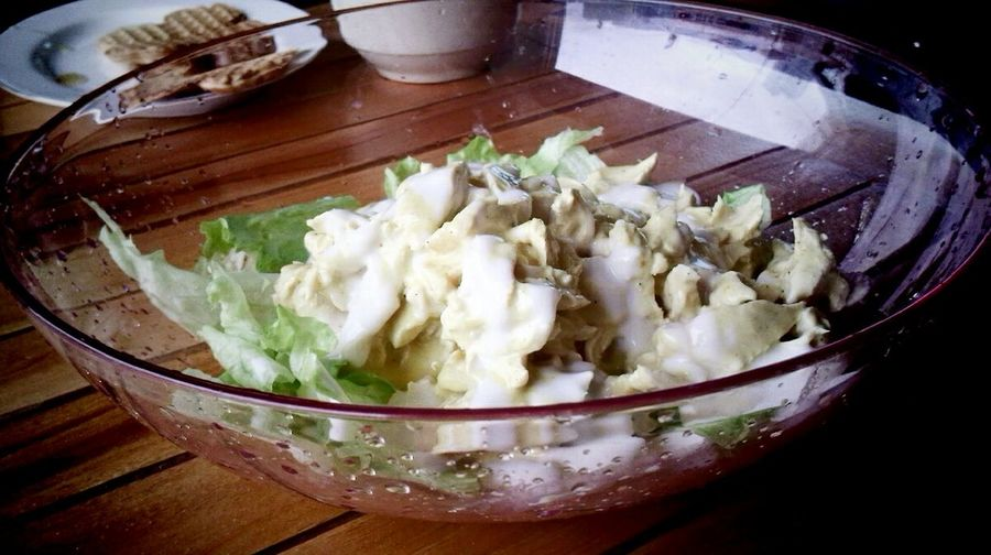 Chicken Salad~~~ Yummy Food