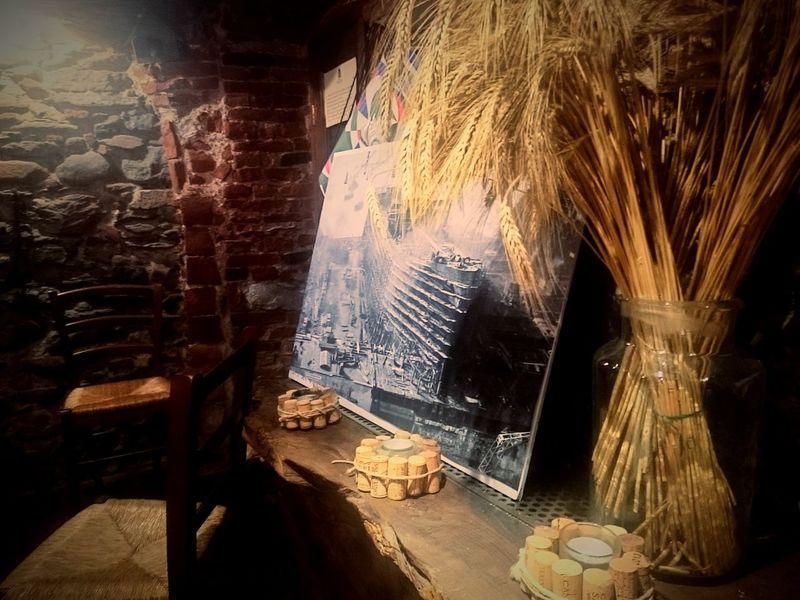 Restorante Anniversary Dinner Sassello Paint Candle Ricordi Di Un'estate