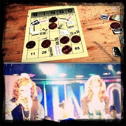 Bingo!! Feierabend