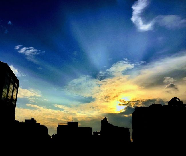 2017 Year Sky Cloud - Sky 5月 景色 隨拍 這扇門 光影 向陽