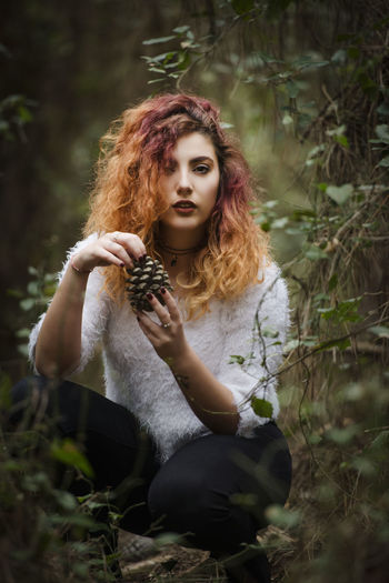 Miriam Action Cam Action Camera Black And White Black White Girl Lights Location Lovely Pine Pine Tree Pinewood Pinewoodpark Portrait Portrait Of A Woman Red Red Hair Red Head Redhead Woman Woman Portrait