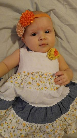 Smiling miss daisy 💛🌼 Carmenjayde Smiling Babies Only Hello World MommysGirl 5monthsold Likes Babyhood Popular Photos Check This Out New Taking Photos Lifestyles Flower