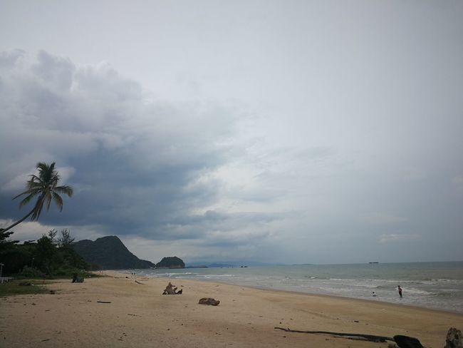 Khanom Baancivilize Resort Sand Beach Sky Tree Thailand