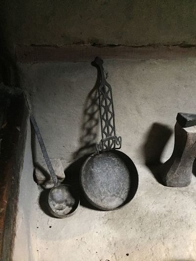Indoors  Man Made Object Baltit Fort Hunza Hunza Valley Pakistan Karimabad Hunza Taking Photos History Antiquities Hidden Gems  Iron - Metal Traveling Crocrey Capture The Moment
