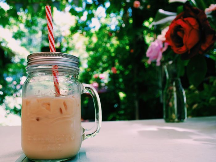 Relaxing Enjoying Life Taking Photos Hello World Good Vibes Garden Rose Garden Good Morning Chilling Japan Summer Spring Vscojapan Relaxing Vscogood VSCO Vscocam Roses Hello World Garden Photography Green Icedcoffee Masonjar Hipster