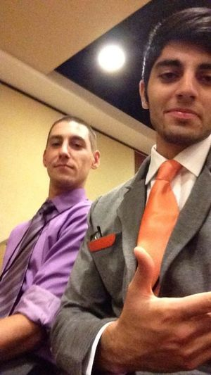That's Me and my man Faras looking Like A Boss repin the OWL Family
