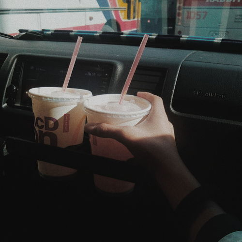 #Vintagelike EyeemPhilippines Inside The Car #Mcdonalds #McDoPH #McDo Human Hand Drink Drinking Straw Close-up Food And Drink Cola Soda First Eyeem Photo