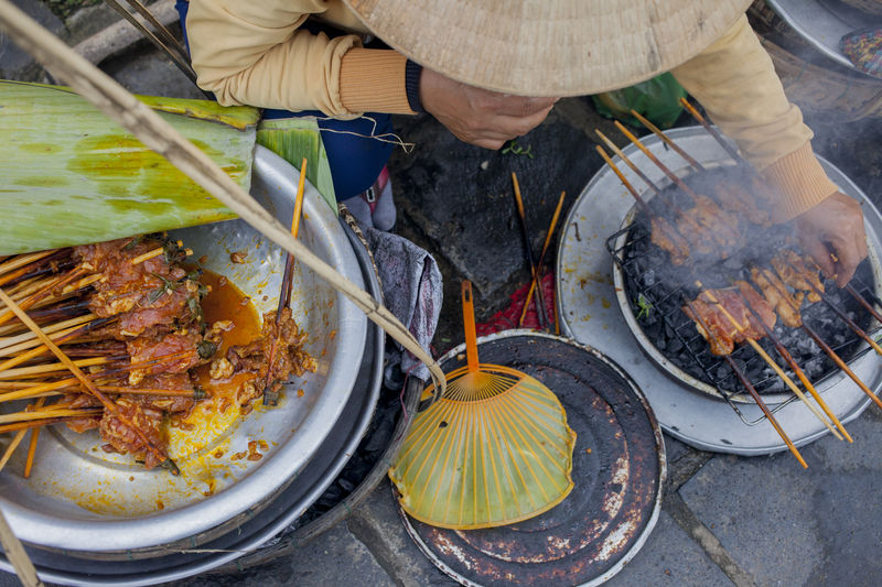 Street Food ASIA Asian Food Culture Food And Drink Getting Close Hoi An Preparation  Street Photography Streetfood Streetphotography Travel Vietnam Vietnamese Food Wanderlust