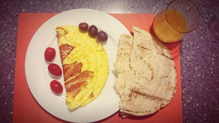 Best Breakfast ♥ is that made at Home