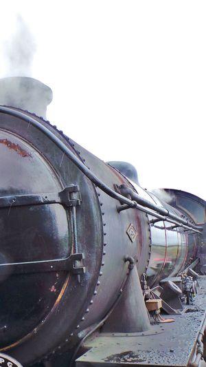 Steam engine closeup. Steam Locomotive Trainphotography Close-up Close Up Structural Engineering Engineeringmarvel Engineering Detail Engine Parts Vintage Trains Steam Locomotives Steam Steam Trains Trains Train Detail