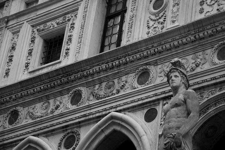 Statue Venice,