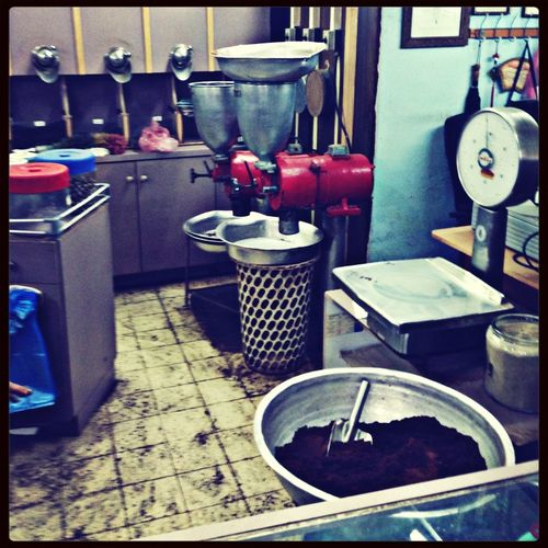 Coffeemaker Smallshop Travelphotography Oldmarket