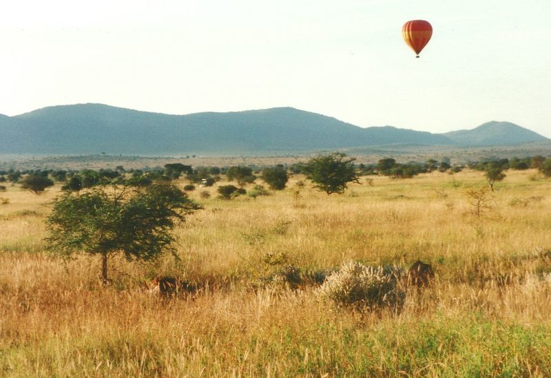Landscape Landscape_photography Safari Kenya Masai Mara Hotairballoon Capture The Moment Lions Hot Air Balloon Mountains Mountain Range Landscape_photography The Tourist Landschaft Landscape_photography Wanderlust Landscapes With WhiteWall