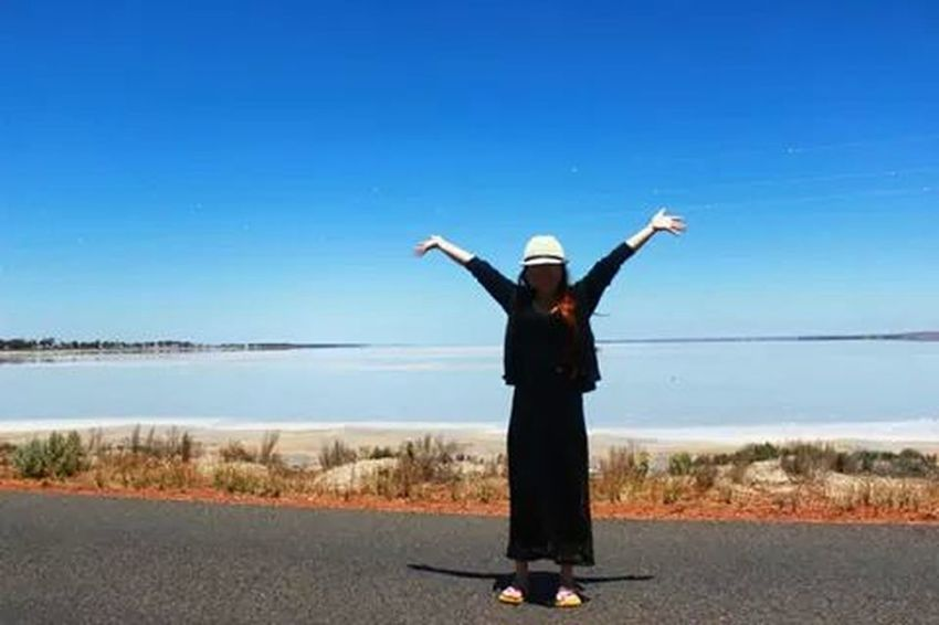 Sky Perth Australia Lake Happiness Nature Friends ❤