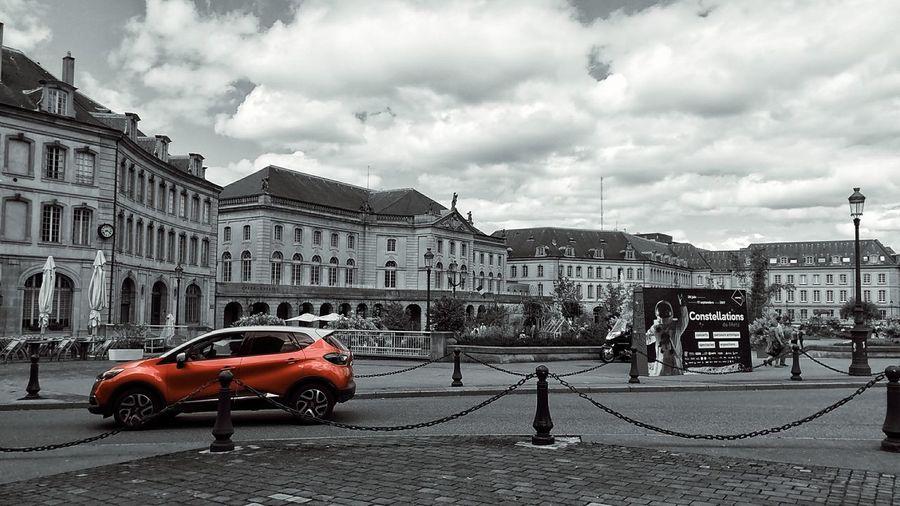 Architecture City Phone Photography France🇫🇷 Metz, France Colorsplash