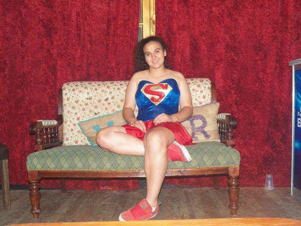 SuperGirl! ✌