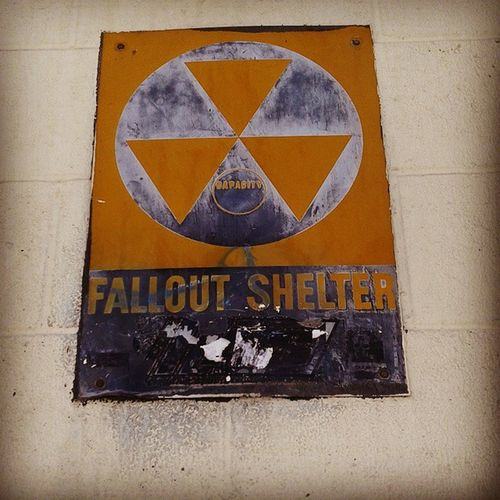 Falloutshelter Atomictesting Atomicbomb DownTownLasVegas FalloutDowntown Freemont Street ArtWork Las Vegas