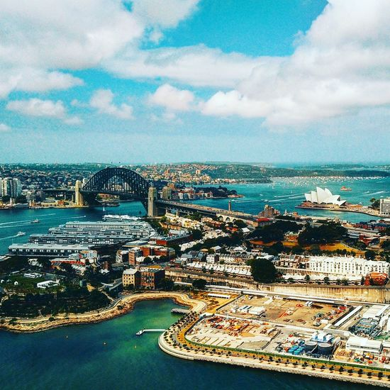 a beautiful drone photo I took today in Sydney Bridge & Opera House ❤️🚁🇦🇺📸 Sydneyoperahouse Dronesdaily Droneoftheday Travelphotography Traveling Dronephotography Australia Travelblog Wanderlust Travelpic Drones Djimavicpro Travelblogger Sydneyharbour Sydney, Australia Travellife Photography Sydney Opera House Fromwhereidrone Travelling Djiglobal Dronelife Landscape Dronestagram Scenery Travel Travels Instatravel Traveller Irishman Sydney Views Adventure Travelgram Landmark Traveler Drone  Dronefly Dji Photo Sightseeing No People Urban Skyline Sailing Ship Nautical Vessel Beauty In Nature Nature City Cityscape Aerial View Horizon Over Water Day Scenics