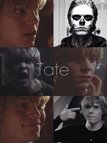 American Horror Story My Love❤ TATE ♥ Perfect
