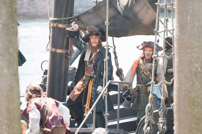 Tokyodisneysea Tokyodisneyresort Tokyodisneysea Japan Tokyo Piraters Piraterssummer Pirates Of The Caribbean Barbossa