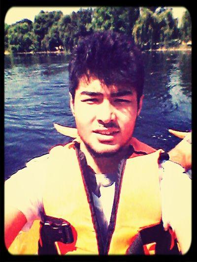 Camping Enjoying The Sun Picnic Swimming