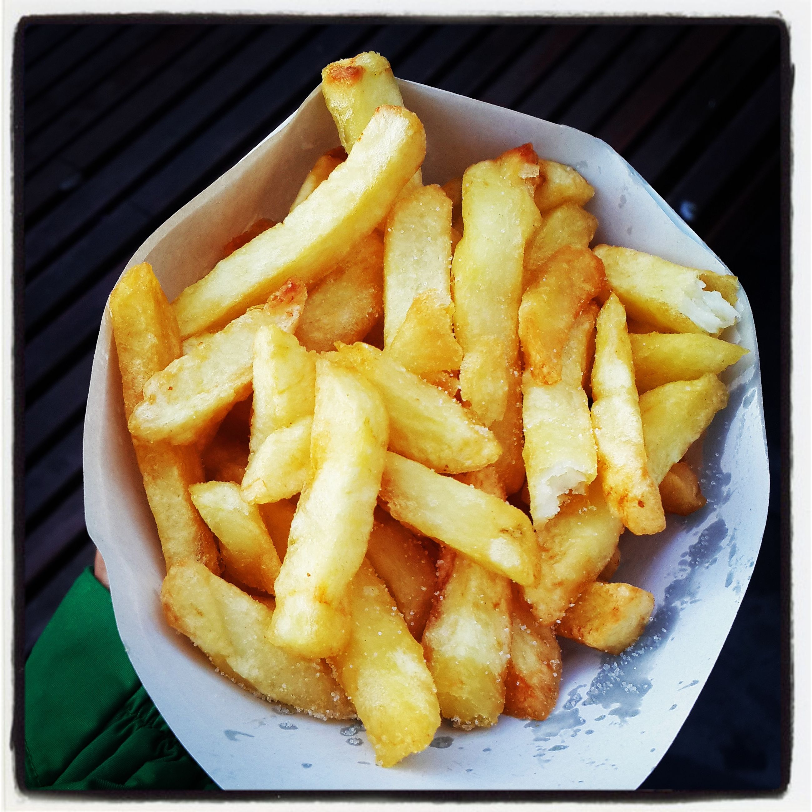 food, food and drink, freshness, ready-to-eat, french fries, indoors, fast food, unhealthy eating, transfer print, close-up, prepared potato, deep fried, still life, fried, auto post production filter, snack, high angle view, plate, sausage, meat