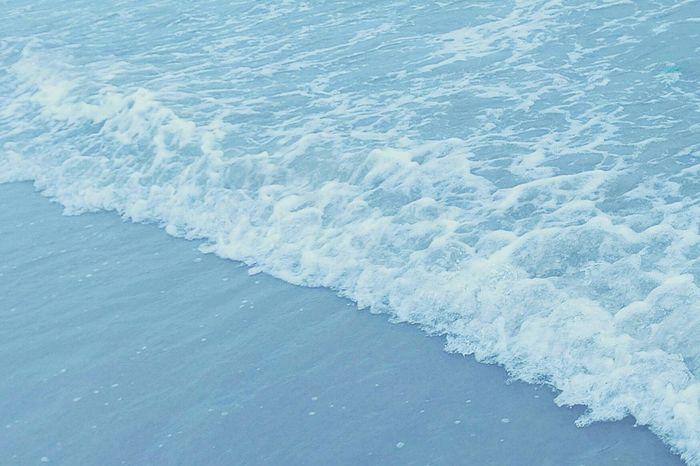 Blue Nice Vscocam VSCO PhonePhotography China Taking Photos Outdoors Outside Sea Beach