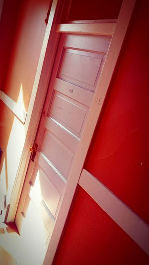 Abstract door. Image