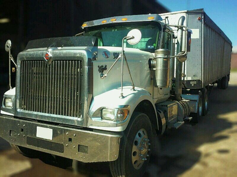 international International International Truck Semi Semi Truck Semi-truck