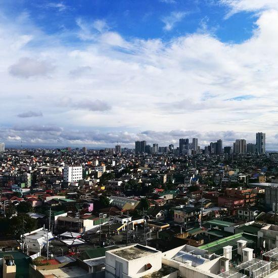 Home Is Where The Art Is Manila sky First Eyeem Photo Manila Sky HuaweiP9