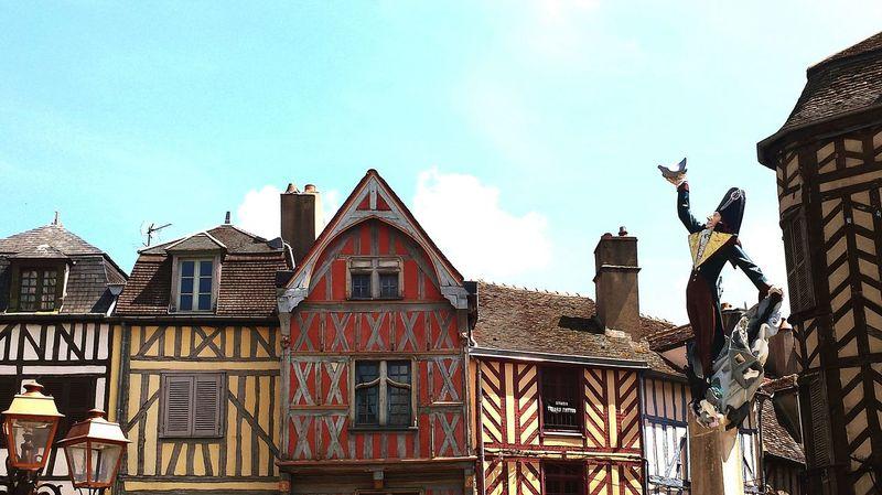 Auxerre Maison à Colombages