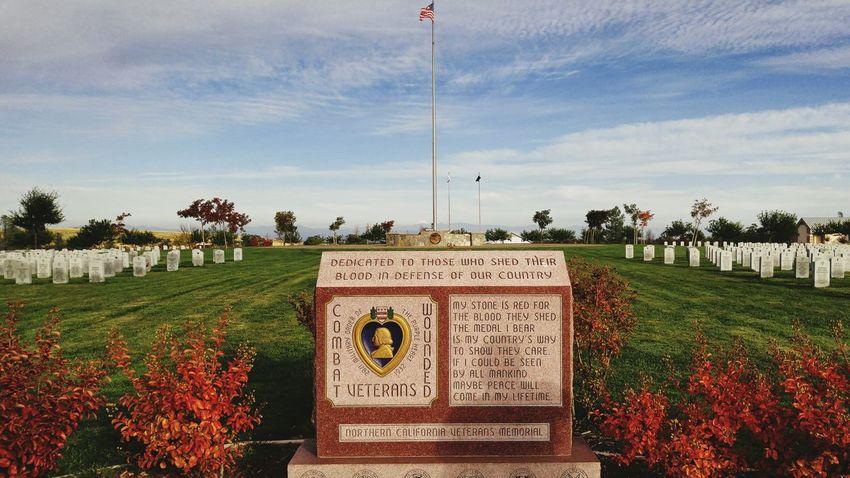 Veterans Memorial Veterans To Remember Northern California