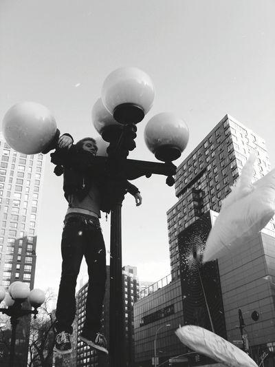 Monochrome Photography Hangman Street Photography People City Life New York City Chance Encounters