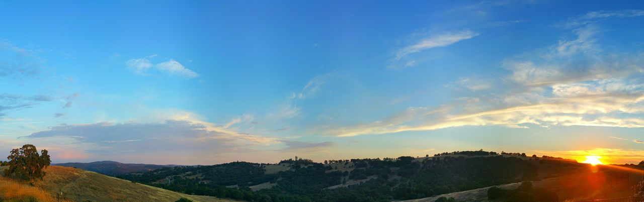 Goodnight Sun. Sunset Clouds And Sky EyeEm Nature Lover Landscape California Nature_collection Sunset_collection Connected With Nature Foothills Gold Country