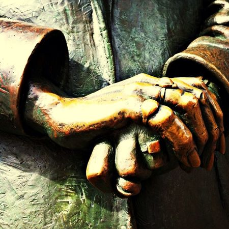 Hands of time captured in bronze forever. EyeEmBestPics Architectural Elements Oldpicture EyeEm Best Shots - My World