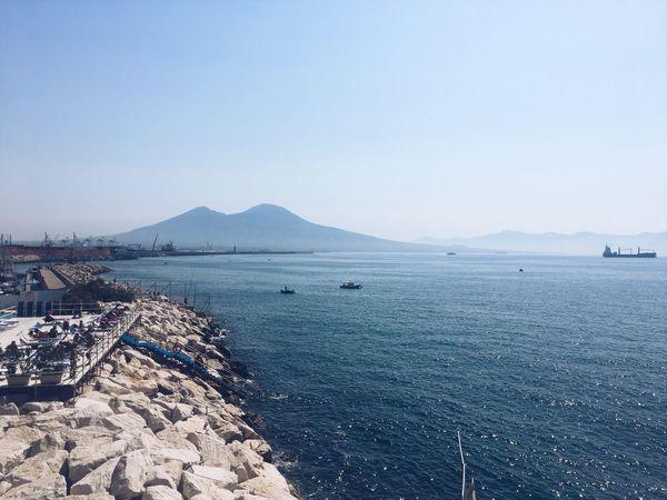 Sea Vesuvio Napoli