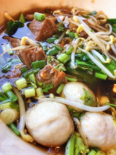 เกาเหลาหมูตุ๋น Food And Drink Food Freshness Healthy Eating Ready-to-eat Wellbeing Vegetable Asian Food Bowl Close-up Chinese Food