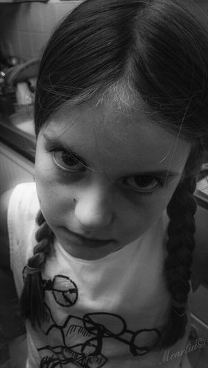 Eery Black And White Collection  Black And White Wednesday My Daughter ♥