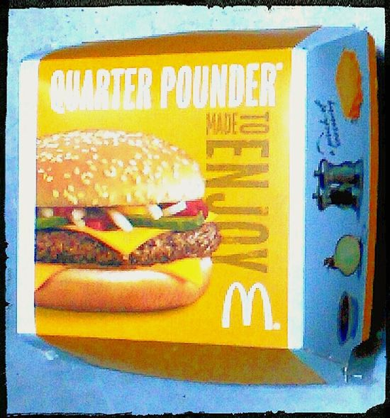 Quarter Pounder At Mc Donalds Mc Donald's Mc D's Macdonalds At McDonald's Golden Arches Macca's I'm Lovin' It Mickey D's Qtr Pounder McDonald's I'm Loving It I'm Lovin' It ® Maccas McCafe The Golden Arches McDonald's International Quarter Pounder With Cheese Mcdonalds Advertising Photography Calories Unhealthy Eating Processed Meat Goldenarches