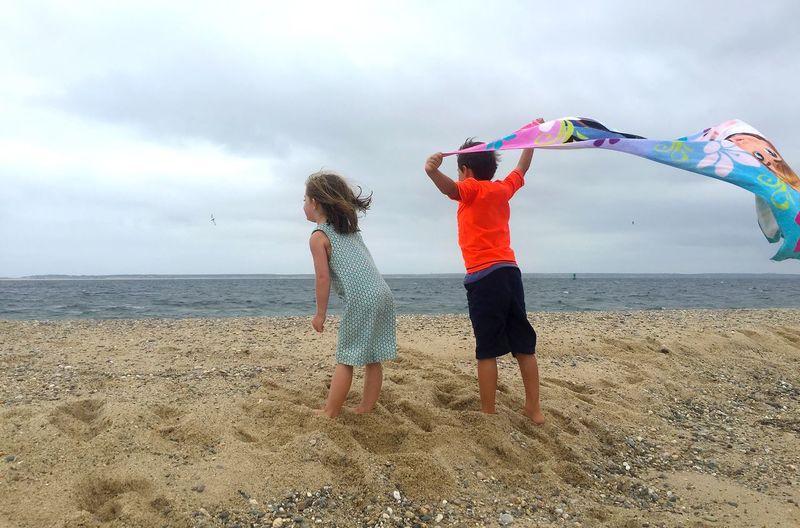 Summer dreaming : Kids on Cape Cod Cape Cod Provincetown  Kids Summer Beach