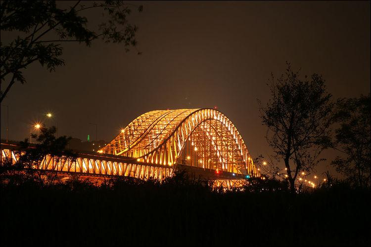 방화대교 야경 Hangang Landscape Nightphotography A700