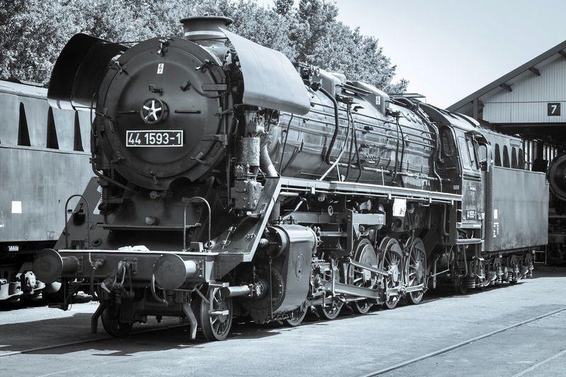 Locomotive No