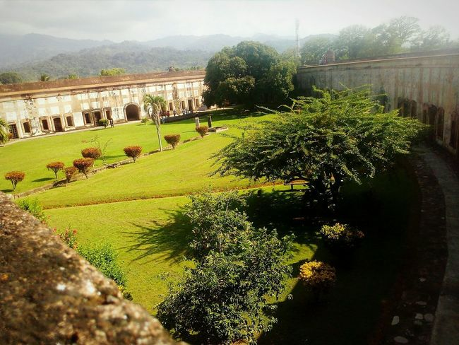 CastilloSanFernandodeOmoa DepartamentoCortes Hondurasturistica Catracha Arts 504H