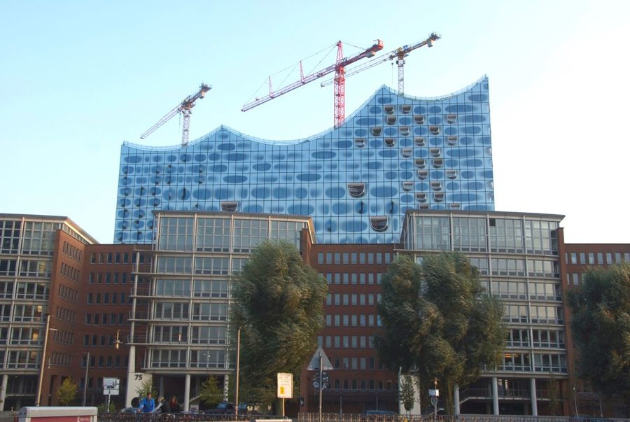The Architect - 2016 EyeEm Awards Hamburg Contemporary StateOfTheArt Envision The Future Architecture Under Construction...