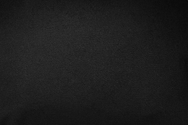 Full frame shot of black textured object