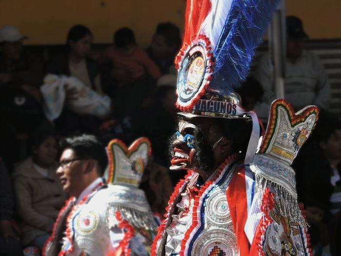 Morenada Moreno Dance Tradition Granpoder Granpoder2015