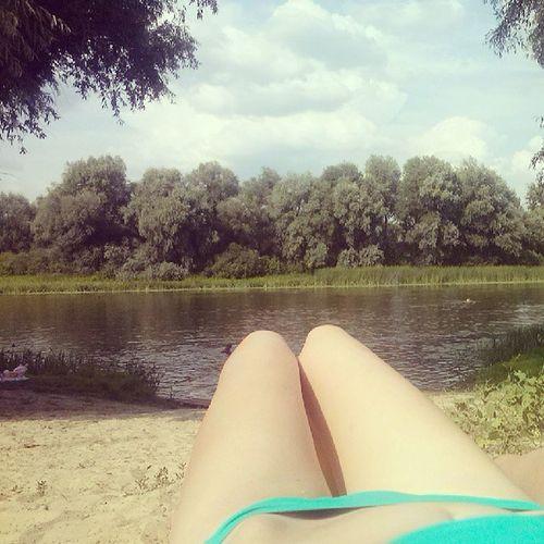 Sun Summer Girl Ann