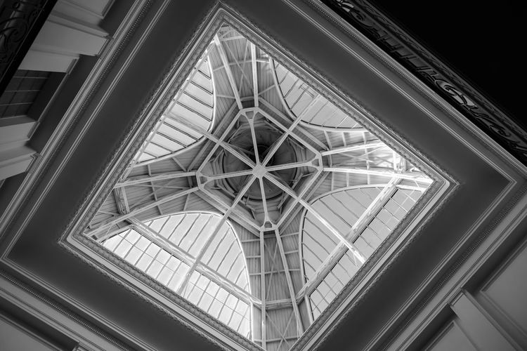 Abandoned Architecture Blackandwhite Dark Geometry Grunge Indoors  No People School Shadows