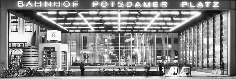 Potsdamer Platz Berlin Architecture Architecture_bw Black And White