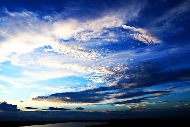 overcast Astronomy Space Sunset Blue Galaxy Mountain Above Backgrounds Milky Way Sky Sky Only Moody Sky Cumulus Cloud Dramatic Sky Heaven Fluffy Stratosphere Wispy Cumulus Cloudscape Cumulonimbus Meteorology Atmospheric Mood My Best Photo
